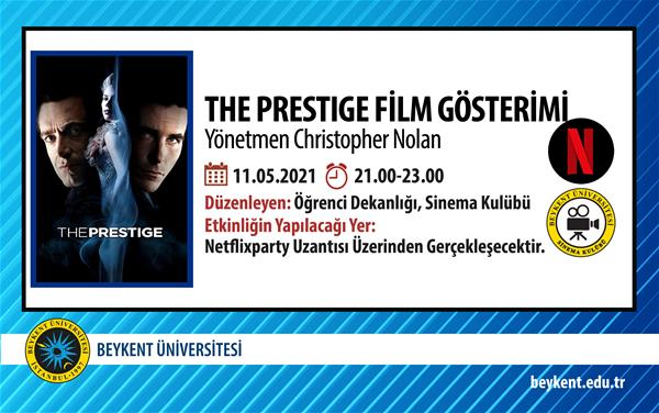 the-prestige-film-gosterimi