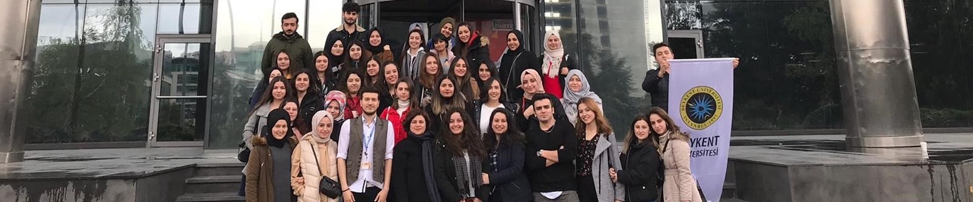 Dil ve Edebiyat Kulübü - Hürriyet Gazetesi Gezisi